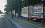 Jumbo plakat na Drenikovi ulici