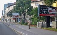 Jumbo plakat na Dunajski cesti