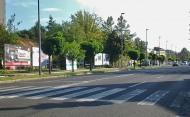 Jumbo plakat na Tržaški cesti