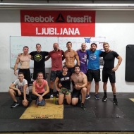 Deiene Atela & Jon Arruti, CrossFit Last Line, Španija