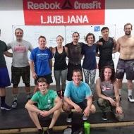 Ben Couchman, CrossFit SoCo Colorado Springs, ZDA
