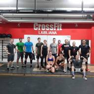 Magnus Bohlmann, CrossFit Munich - Power and Skills, Nemčija Pierre Michel in Clementine Michel, Immanis CrossFit, Francija