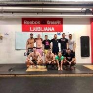 Lucas Breton, CrossFit Grenoble - Centre de Santé par le Sport et l'Alimentation Michael Breton, CrossFit Allobroges, Francija