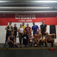 CrossFit Portus Itius, Francija