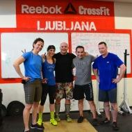 Sarah Cline (Florida), Sharon Kroening (South Korea), Marty Martinez (Texas), Jason Kristolaitis