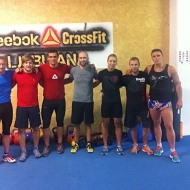 Crossfit Team 059, Modena, Italija