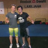 Daniel Moreira, from CrossFit Mondego, Portugal