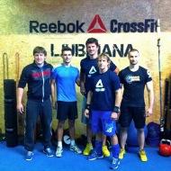 Daniel Powell, CrossFit Neon Stourbridge