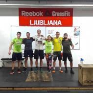 Daniele Olivi, CrossFit Reggio Emilia, Italia