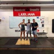 Eric van Dorst, CrossFit Resurface Nizozemska