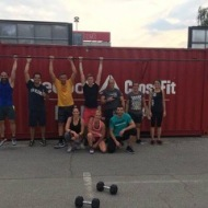 German Vitti, CrossFit Torino, Italija