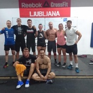 Guido Hess & Daphne van der Weerd, CrossFit FSF Driebergen, Nizozemska