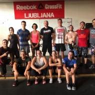 Ian Agius, Gianella Chetcuti, CrossFit 356, Malta