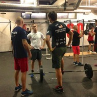 James Hall from CrossFit Redditch