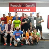 Johnny Munoz, CrossFit Sant Marti, Bacelona