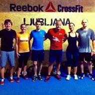 Katie Russell Hobbs, South Korea Reebok CrossFit Sentinel