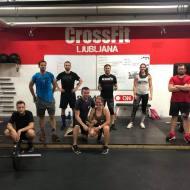 Kim Feuchter in Robin Schucker, CHLKD CrossFit Pforzheim, Nemčija