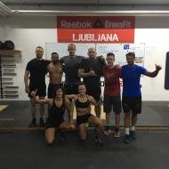 Frederica Kofol & Rossella Carradore, CrossFit Tigers Verona, Italija