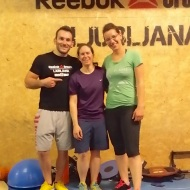 Laura Taylor, Coach at Jet City CrossFit  in Seattle, USA