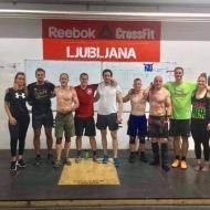 Lino Šalamon,  CrossFit Alkmaar, Nizozemska