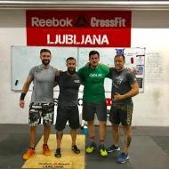Lorenzo Rossini,  CrossFit Torino, Italija