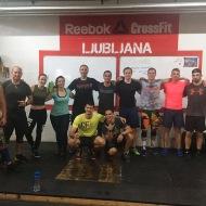 Lucas Garcia, CrossFit Gold Box