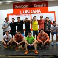 Luis Pascual, Espacio CrossFit Mostoles, Madrid