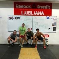 Marcus Albert, CrossFit F2, Germany