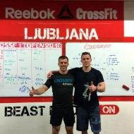 Mark Miklič, CrossFit Kreis 9, Švica