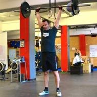 Marko Buric, CrossFit Basel, Švica