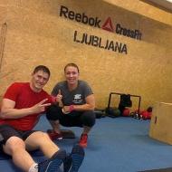 Mathieu Pettersen, CrossFit JONQ, Quebec, Kanada