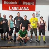 Midhat Mutapcic, Cross Factory, Pecs, Madžarska in Michael Williams