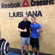 Morgan Umali from Team CrossFit in California