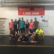 Jesse Nieminen, Valmennuskeskus Newton / CrossFit Nuijala Finland Lotta Walden, CrossFit Basement Finland