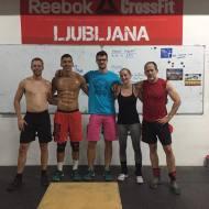 Patric Röhlr, CrossFit Eching, Nemčija