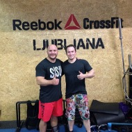 Patric Fugger, CrossFit Assault Stuttgart