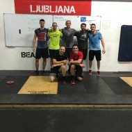 Pawel Adaczyk, CrossFit ELEKTROMOC, Warsav, Poljska