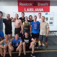 Lindsey Ryiz, Crossfit Spangdahlem,Ben and Dan Bunts, CrossFit Wash Park, Denver