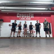 Šarka Brečkova, CrossFit Strahov, Češka