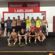 Sasja & Rick, CrossFit Harderwijk  Steffen Janke in Max Dirkmann
