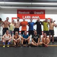 Saskia & Yannick Leippold, Berlin Argo Athletics Marvin Barnier, CrossFit Antipolis