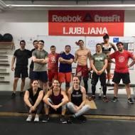 Shannon Wilky, Lorenzo Nigris, Anglija Cornwall, CrossFit Newquay