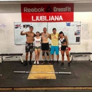 Sonia Bianchi,  CrossFit Thorax,  Italija