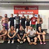 Cedric Sonntag, CrossFit WILDPACK, Nemčija Barbara Siebelnik-Gores in Pim Gores, CrossFit-Houten, Nizozemska