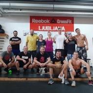 Michael Spielerfrom & Mona Mielzarek, CrossFit Wangen, Nemčija Pichlbauer Ludwig & Benedict,CrossFit Körperschmiede, Nemčija