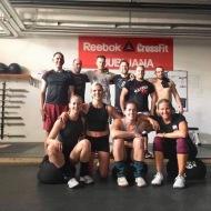 Susanne Duretic, CrossFit Saarlouis, Nemčija