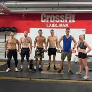 Thijs Verdoorn in Lucienne Kraan,  CrossFit Harderwijk,  Nizozemska