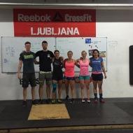Toby Perez, CrossFit Convalis Salzburg, Austria