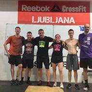 Jennifer Vancoillie & Florent Faignart, CrossFit Mons,  Belgija