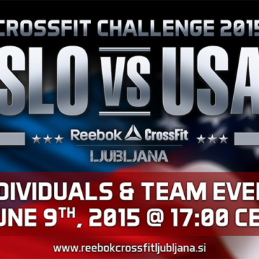 CROSSFIT CHALLENGE SLO vs USA